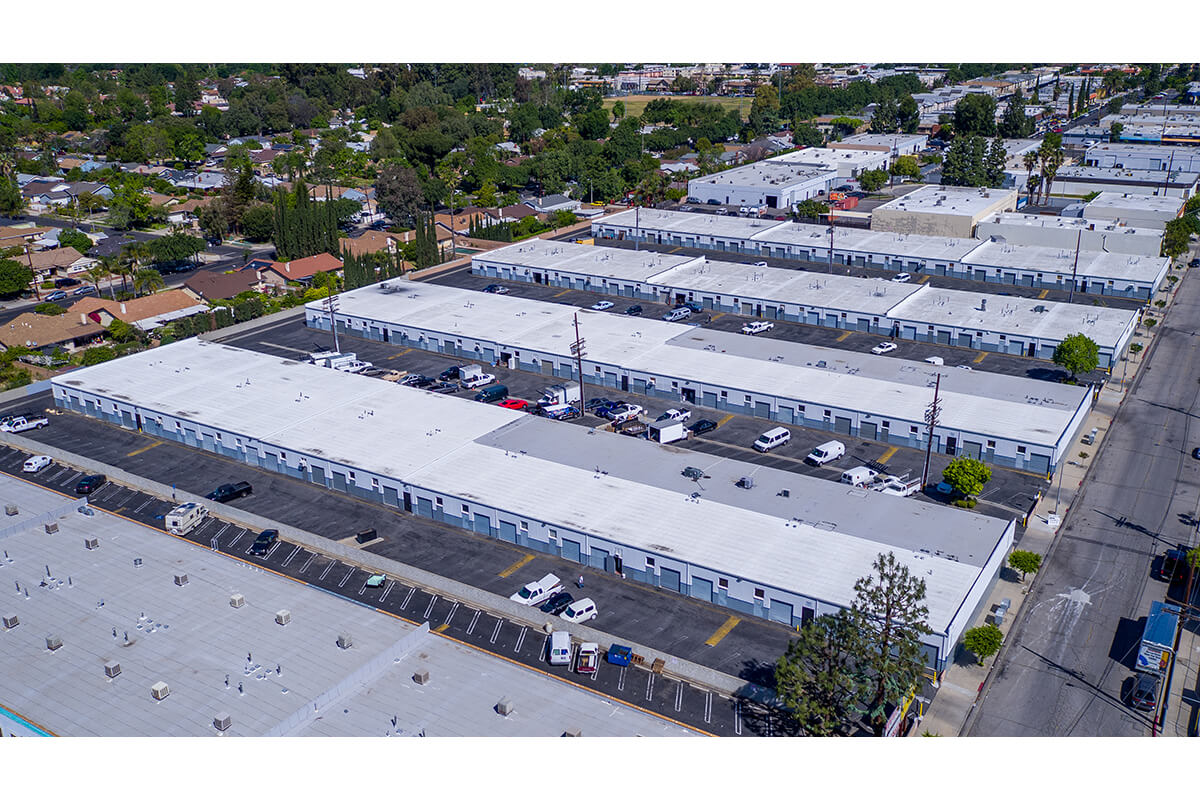 Alabama Industrial Park The Mat West Companythe Mat West